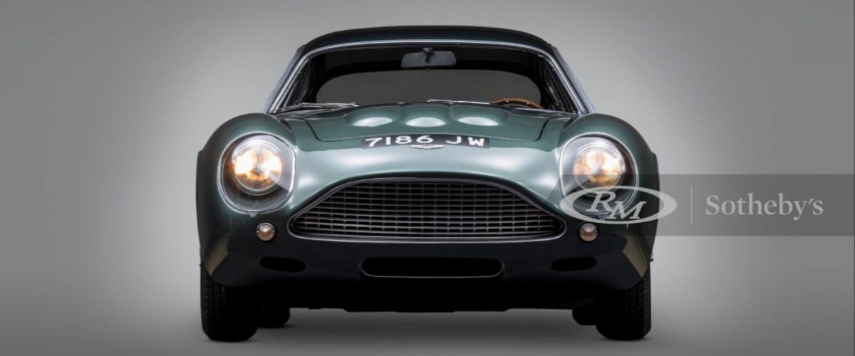 Lot 105 Cjw 1961 Aston Martin Db4gt Sanction Ii