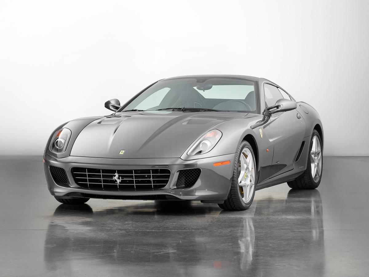 Rm Ferrari 599 GTB